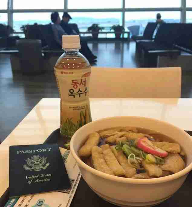 Enjoy delicious Korean dishes at ICN. Photo courtesy of Rachel Wasserman.