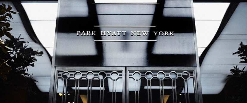 The Park Hyatt New York (and other top tier Hyatt properties) are easily within reach when you open this card.