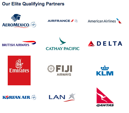 Earn Alaska miles when flying any of Mileage Plan's partner airlines.