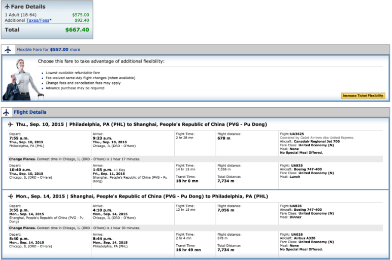 Philadelphia (PHL)-Shanghai (PVG) for $667 on United.