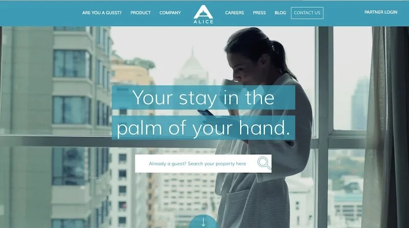 Alice is your virtual concierge at Leading Hotels of the World.