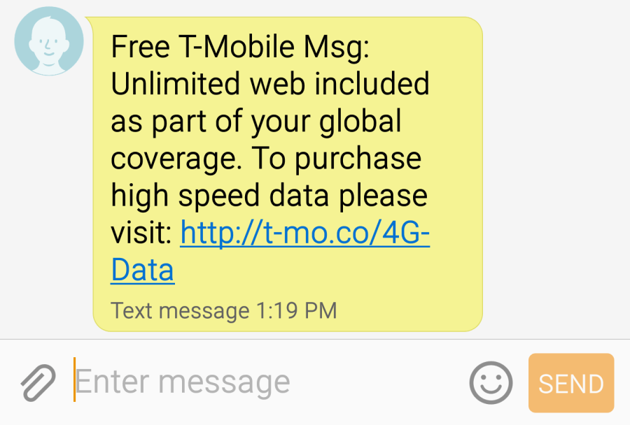 Review: Free Data in 120+ Countries with T-Mobile