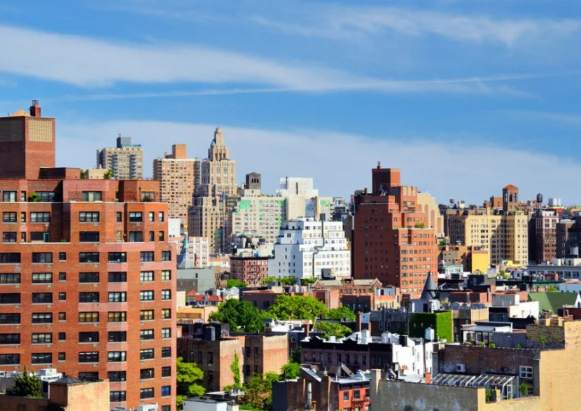 A view from Chelsea, NY. Photo courtesy of Shutterstock.