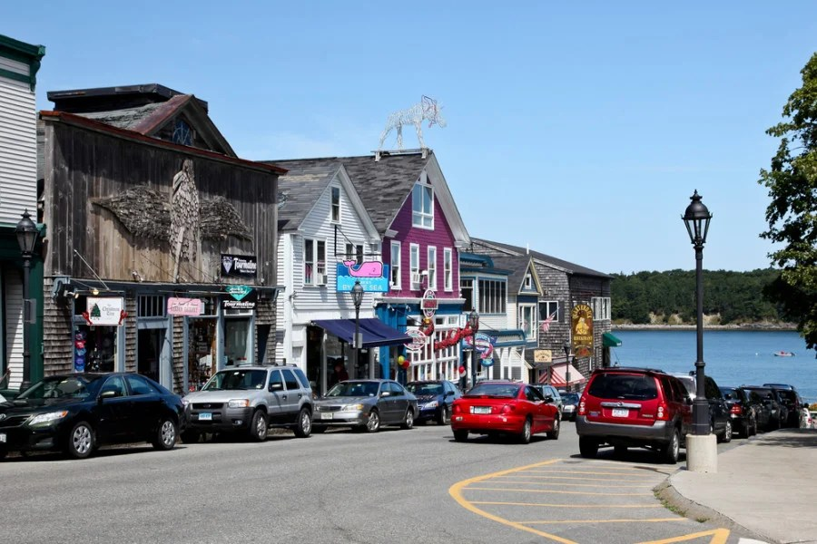 Travel To Bar Harbor On Points And Miles