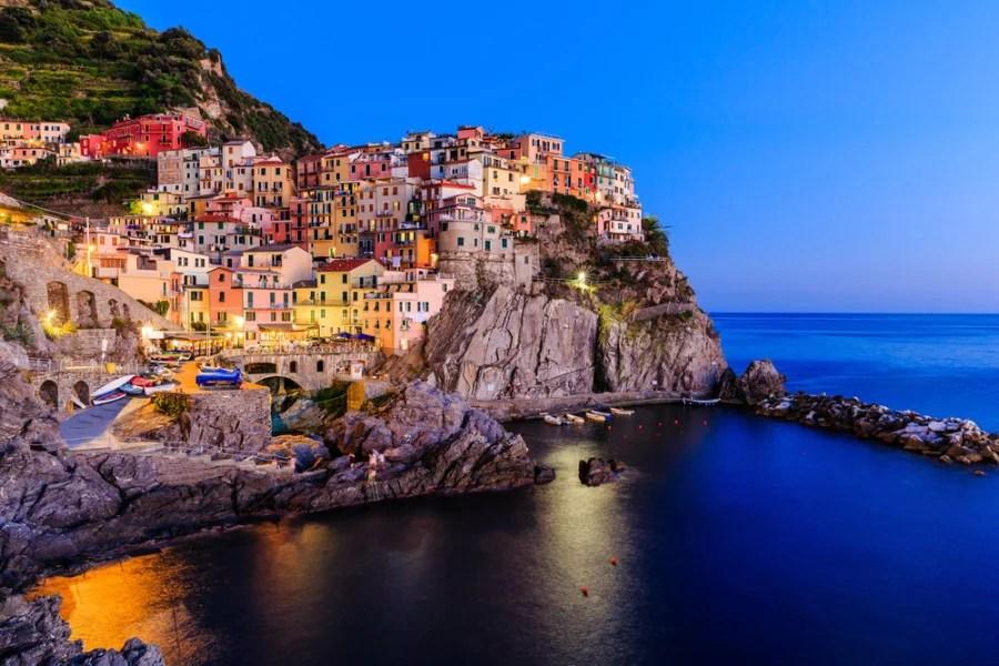 By the Sea: Cinque Terre, Liguria, Italy