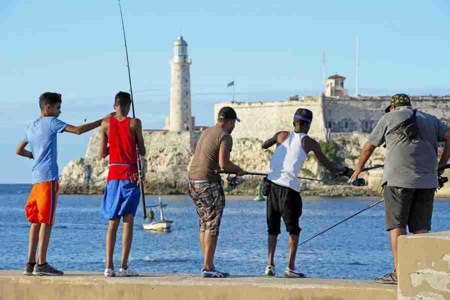 Cuba is a great place to fish. Photo courtesy of Shutterstock.