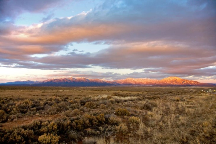 Win a trip to Taos, New Mexico. Photo courtesy of Shutterstock.