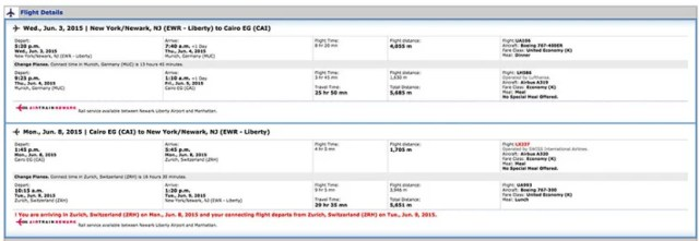 Booking the deal through United could earn you lots of PQMs.