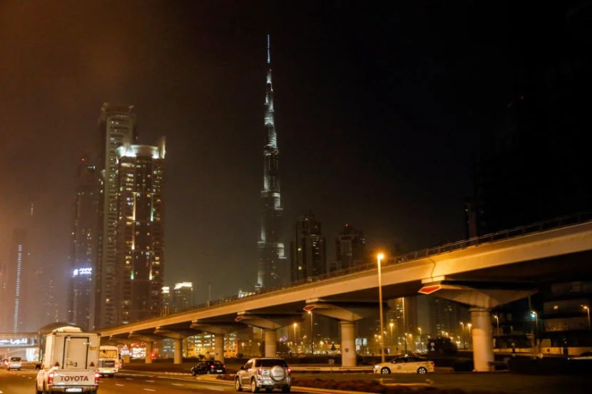 10 photos mega malls panoramic views and more in dubai for Burj khalifa room rates per night
