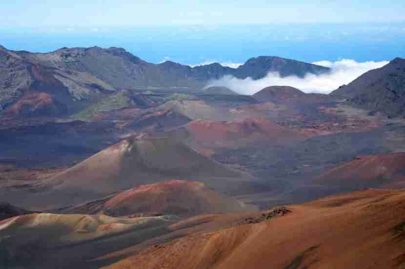 Haleakala, Maui, Hawaii. Photo by Lamoix/Flickr