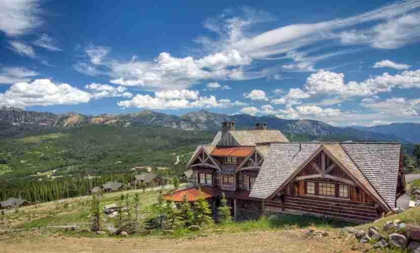 Cowboy Manor, in Montana