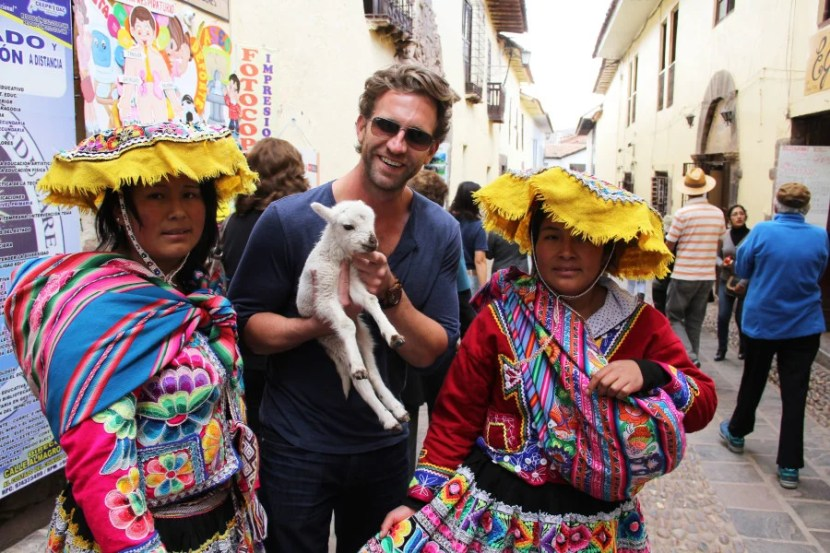 Don't let the price of flying to Peru get your goat — you have some solid redemption options.