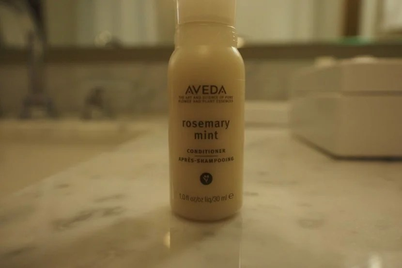 Aveda toiletries are always welcomed.