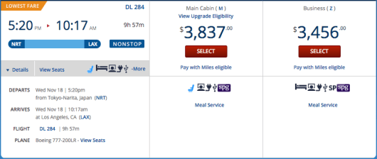 "A $381 premium for the ""privilege"" of flying in coach? No thank you!"
