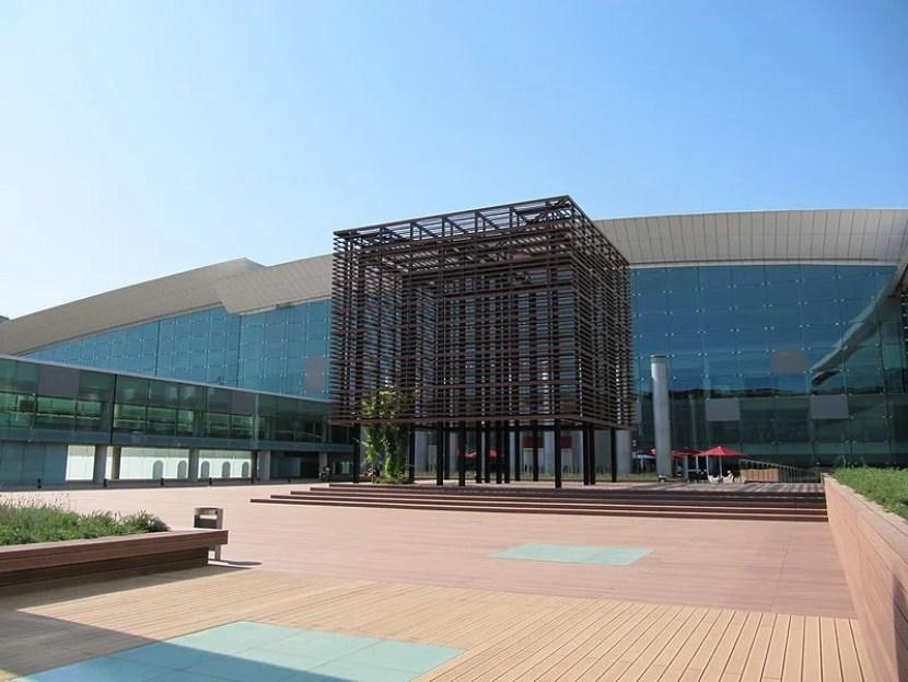 Terminal 1 at Barcelona El Prat. Photo courtesy of Wikipedia.