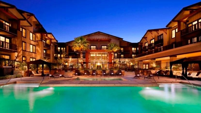 Hotel Rooms in Napa  The Westin Verasa Napa