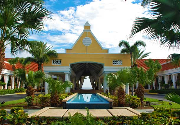 The Curacao Marriott