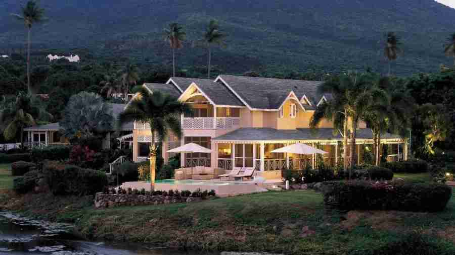 The Four Seasons Nevis. Photo courtesy of the resort.
