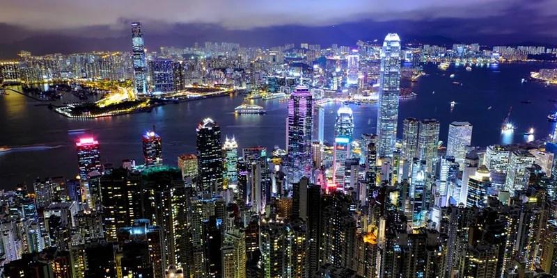 Deal Alert: Flights to Hong Kong from $574