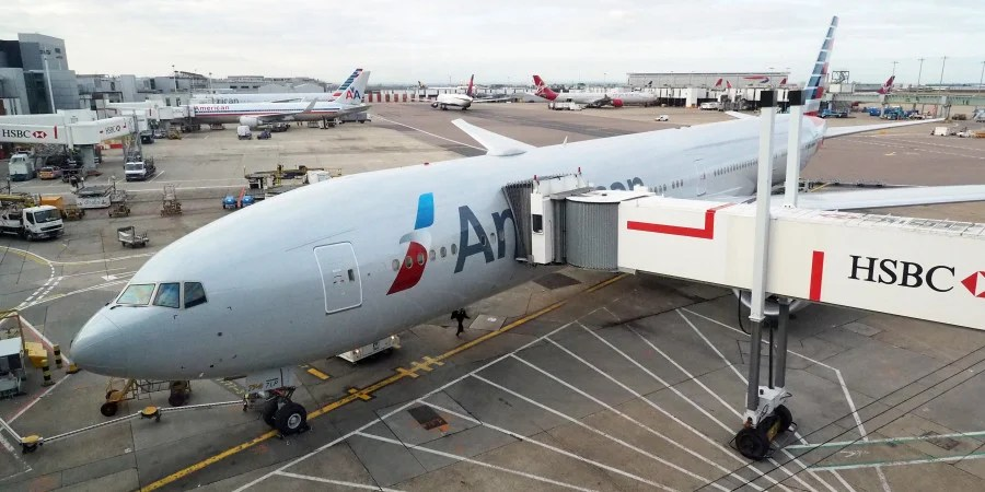 Review: American Airlines 777-300ER Business Class JFK-London