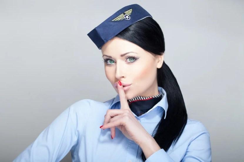 Flight attendants (Shutterstock)