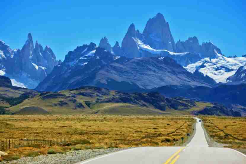 Ride off into the Andes in Argentina