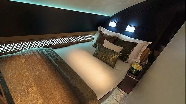 Etihad instructs travel agents to book fare class P for The Residence on Etihad's A380.