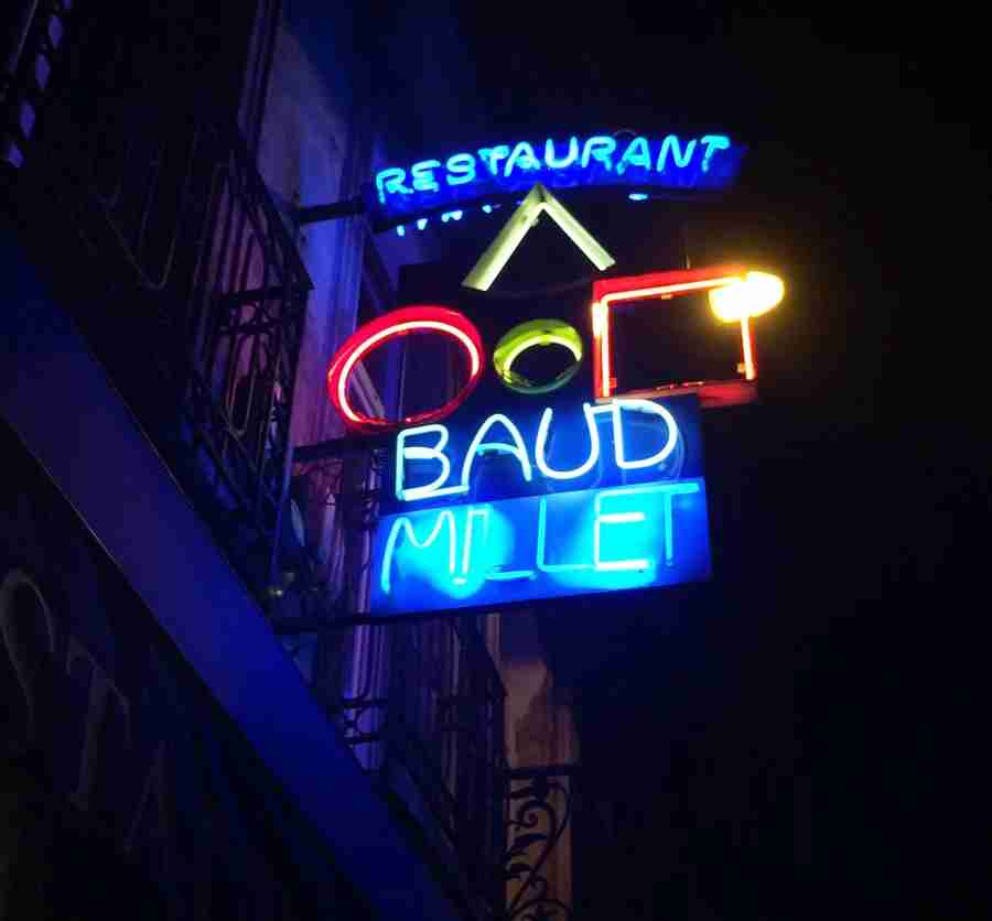 Baud et Millet has been a Bordeaux institution for two decades, but like Bordeaux itself, it was new to us.