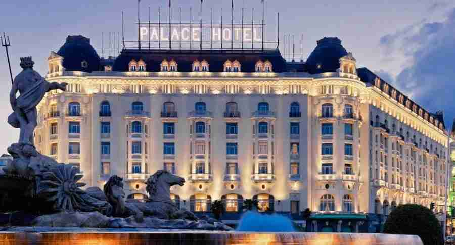 The Westin Palace Madrid. Photo courtesy of the hotel.