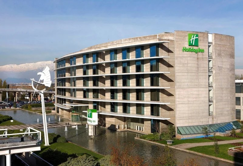 The Holiday Inn Santiago - Airport Terminal. Photo courtesy of the hotel.