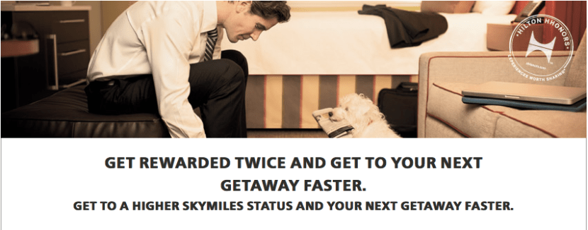 For the last couple of years, Hilton HHonors has offered bonus MQMs for stays during the last few months of the year.