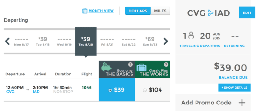 Deal Alert More 39 Flights On Frontier Airlines