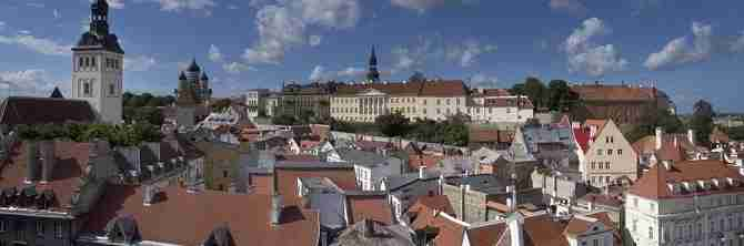 The Park Inn Meriton in Tallin, Estonia gives you easy access to the city