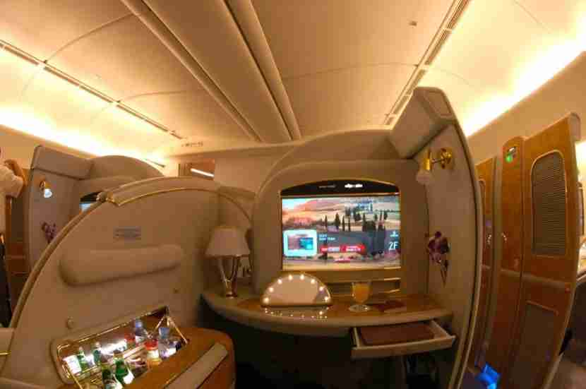 Redeeming Qantas miles for Emirates awards can be worth it...in some cases.