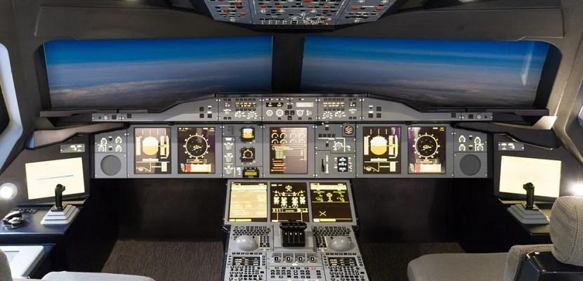 flight simulator chair motion ikea glider rocker 10 professional simulators that you can fly