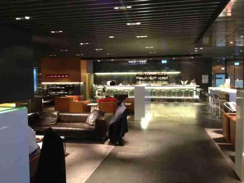 Lufthansa First Class Terminal in Frankfurt (FRA)