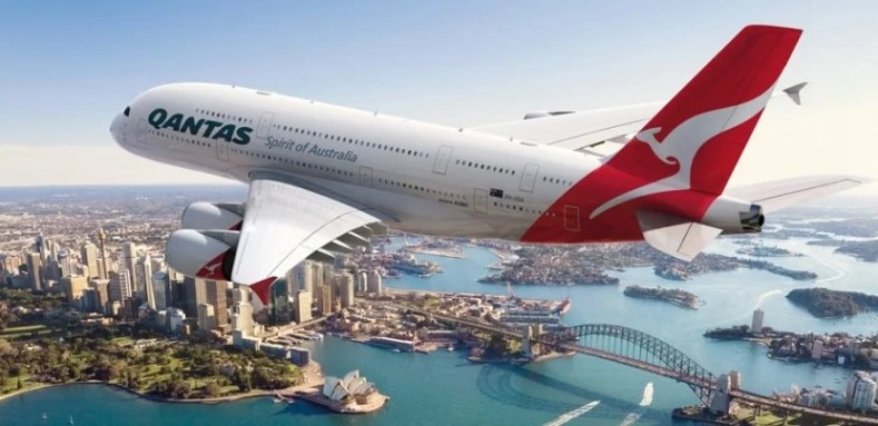 Qantas operates flights to Sydney, Brisbane and Melbourne from Los Angeles.