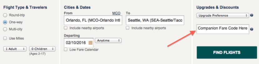 Maximizing The Alaska Airlines Visa Companion Fare