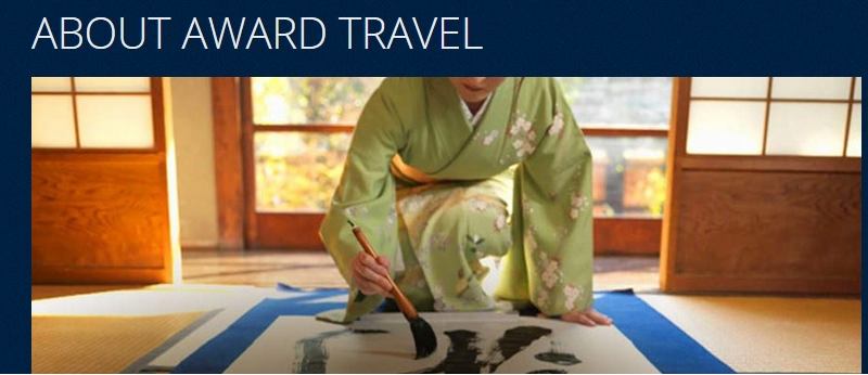 Head to the About Award Travel page on Delta.com and you won't find award charts.