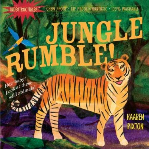 This is one of my kids' favorite Indestructibles books.