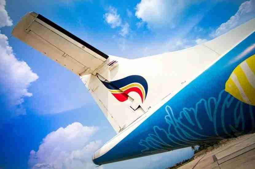"Bangkok Airways calls itself ""Asia"
