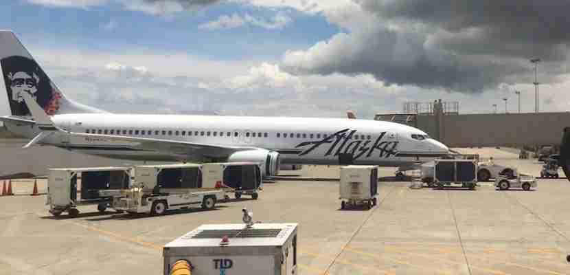 Alaska is offering passengers refunds.