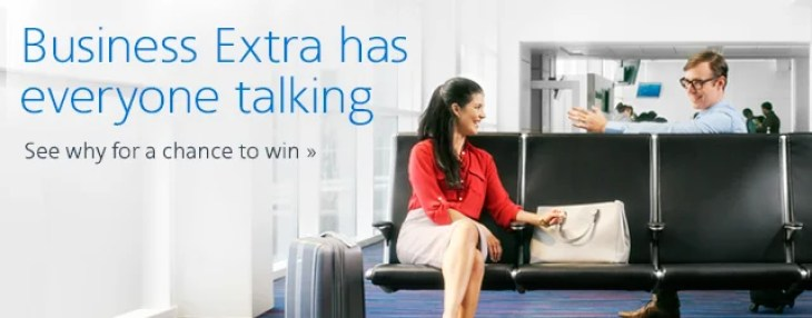 Enter the AA Business Extra contest