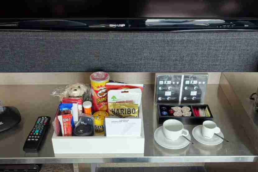 Fantastic Suite Munchie Box.