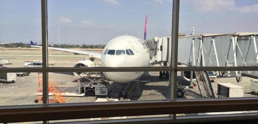 9103441653 Flight Review  Hawaiian A330-200 in Economy — LAX to Maui