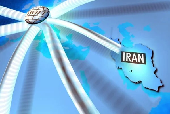 Iran may soon be allowed back into SWIFT, which allows banks to transfer money internationally.