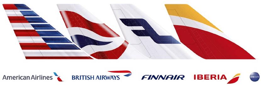 Earn bonus miles on flights operated by American Airlines, British Airways, Finnair, Iberia or OpenSkies.