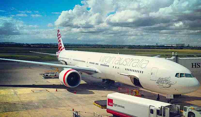 Virgin Australia flies to LA from both Sydney and Brisbane.