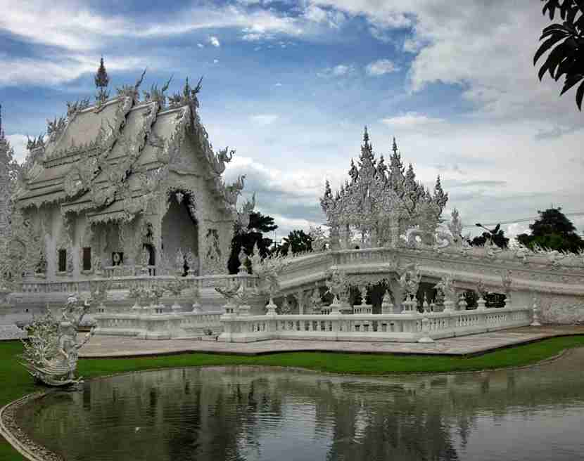 The white temple is amazing, but Chiang Rai has a lot more to offer