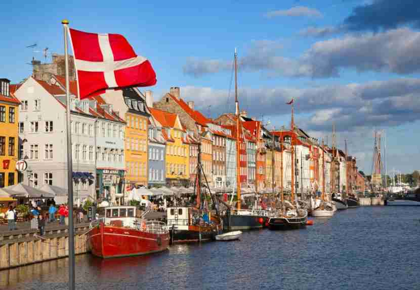 Copenhagen. Photo courtesy of Shutterstock.